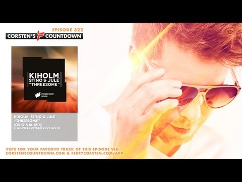 Corsten's Countdown #322 - Official Podcast HD
