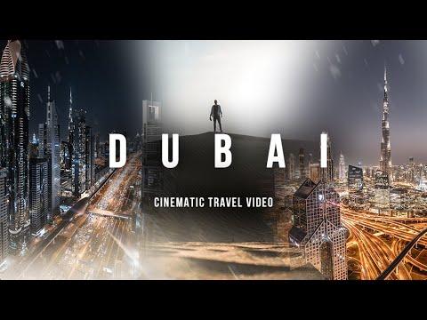 3 Days In Dubai | Travel Video