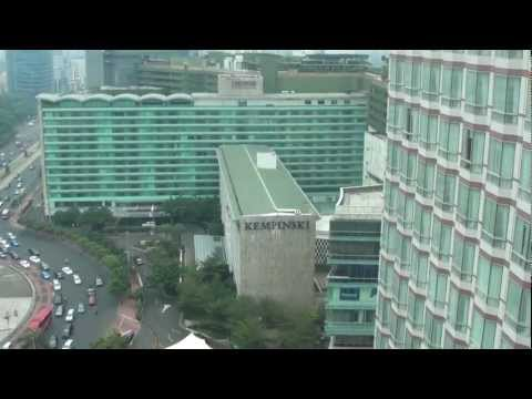 Grand Hyatt Jakarta, Indonesia - Review of a Room 1804