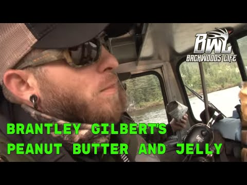 Brantley Gilbert's Peanut Butter & Jelly - Backwoods Life
