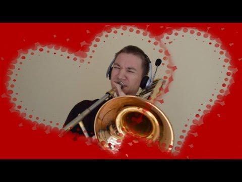 Andrea Bocelli - Besame Mucho - Trombone Cover