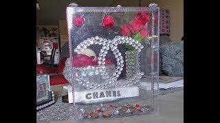 CHANEL Diy Room Decor $$$$$Bank$$$$$