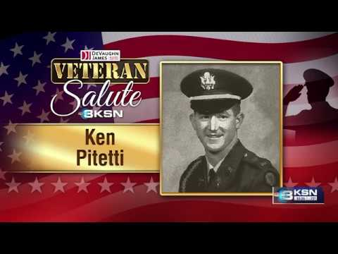 Veteran Salute: Ken Pitetti