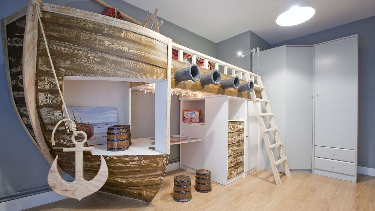 Captivating Programa Completo   Habitación Infantil De Temática Pirata   Decogarden