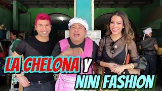 La Chelona y Nini Fashion - JR INN
