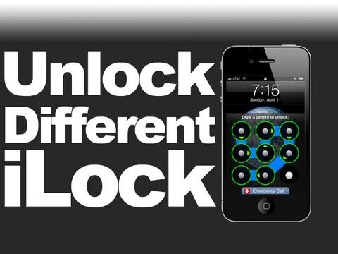 Best Android Style Unlock - iLock - iPhone & iPod Touch