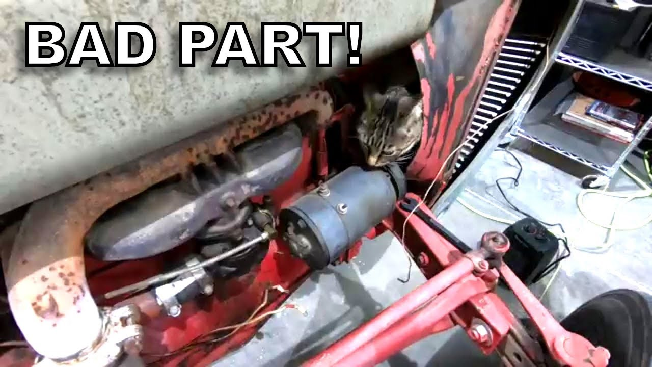 Alt Conversion Kit To 30 Ferguson Tractor Wiring Diagram
