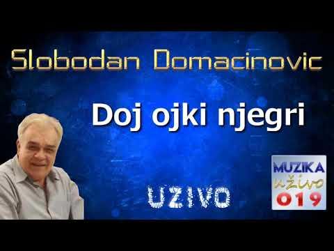 Slobodan Domacinovic - Doj ojki negri UZIVO // MuzikaUzivo019