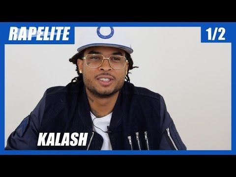 Kalash : « Je n'ai pas cherché à l'être mais je suis un peu le porte-drapeau des Antilles »