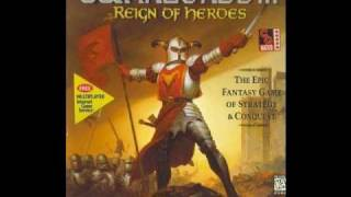 Warlords 3 Reign Of Heroes Music - Title Theme