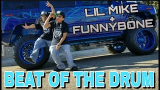 BEAT OF THE DRUM by MIKE BONE & Young Buffalo Horse MUSIC VIDEO