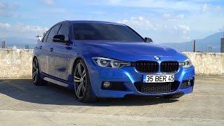 BMW 320i ED Test Sürüşü /  M Paket Donanım