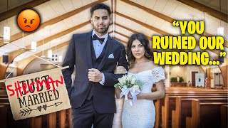 I RUINED Her WEDDING & Surprised Her With This...