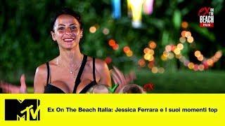 Ex On The Beach Italia: Jessica Ferrara e I suoi momenti top
