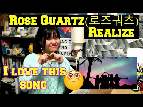 Rose Quartz(로즈쿼츠) - Realize (Both Thai and Myanmar ver REACTION)