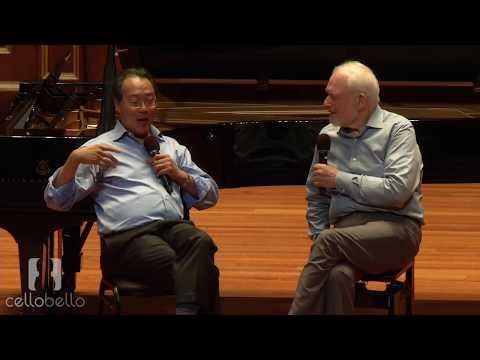 Yo-Yo Ma Interview: Music and Purpose