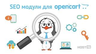 SEO модули для Opencart: карта сайта, ЧПУ, ключевые слова | HOSTiQ
