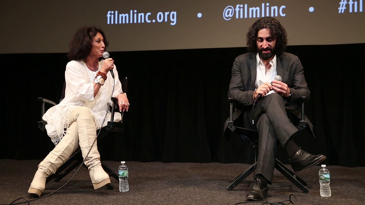 'Water and Sugar' Q+A | Fariborz Kamkari & Adriana Di Palma | Shot by Carlo Di Palma