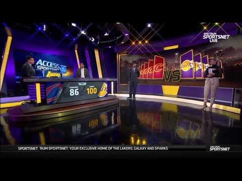 Lakers Snap 4Game