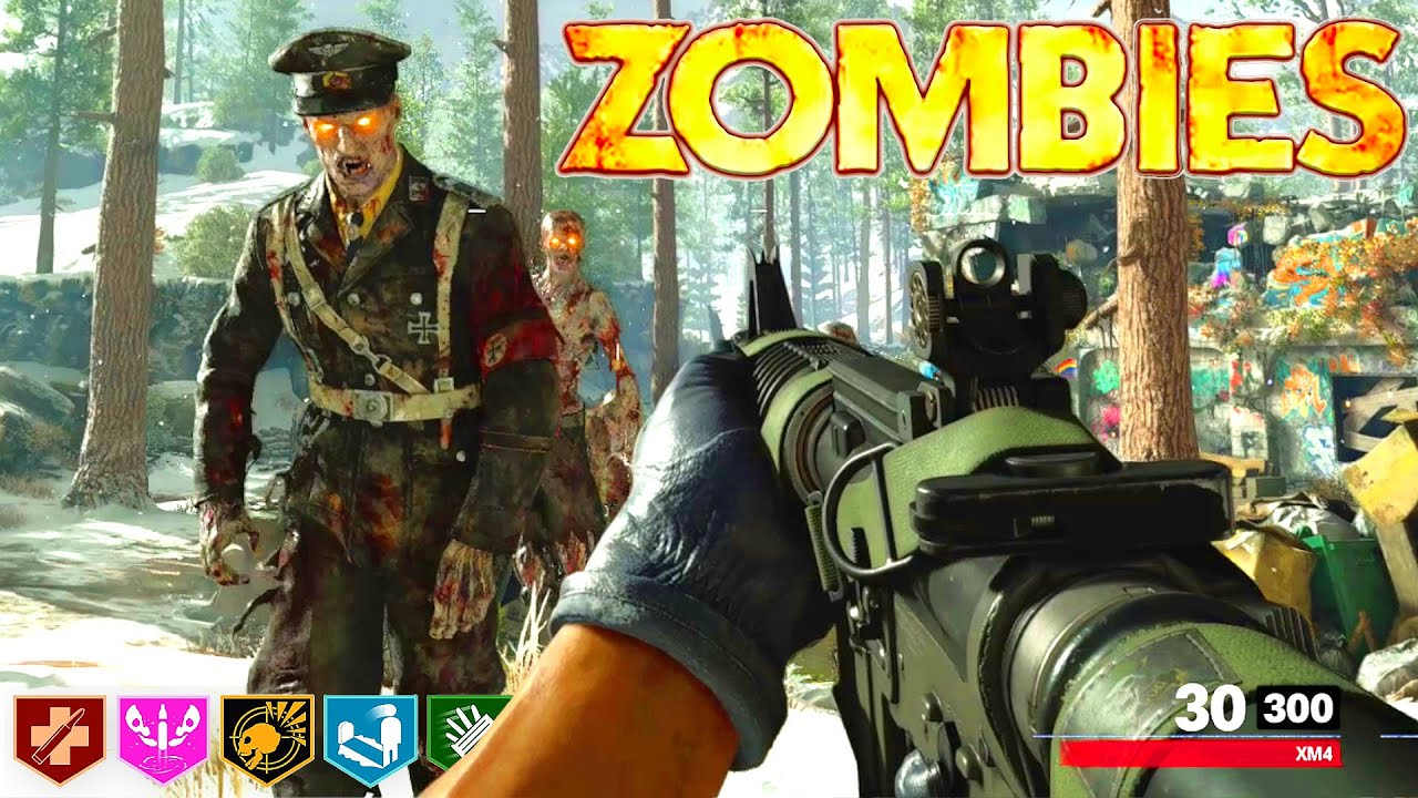 GAMEPLAY ZOMBIES sur BLACK OPS COLD WAR ! (Die Maschine)