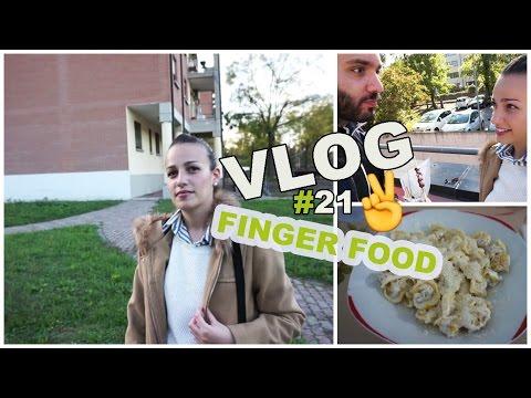 LADRONES EN CASA + FINGER FOOD / VLOG DIARIO/#21/ VIVIR EN ITALIA