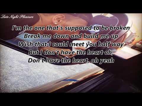 Chris Brown - The Breakup (Lyrics)