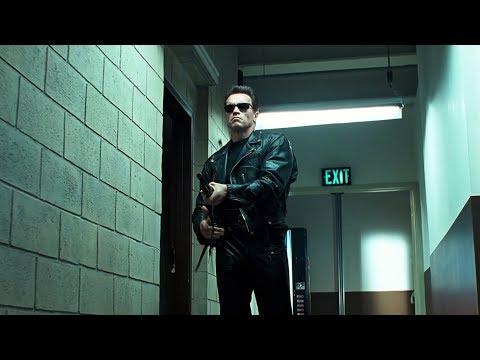 The Galleria (T-800 Vs T-1000) | Terminator 2 [Remastered]