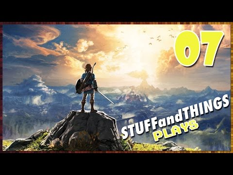 BREATH OF THE WILD: Blood Moon Rising - Part 07 - STUFFandTHINGS Plays...