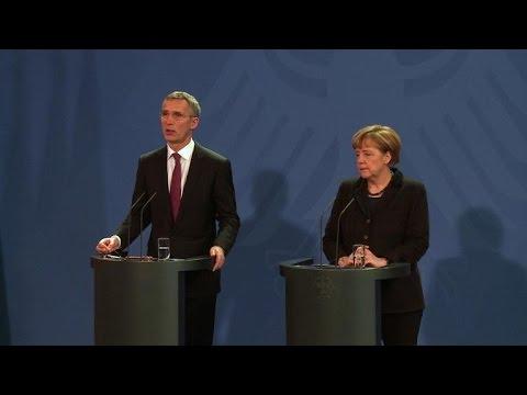 Le chef de l'Otan presse Berlin d'investir plus dans la défense