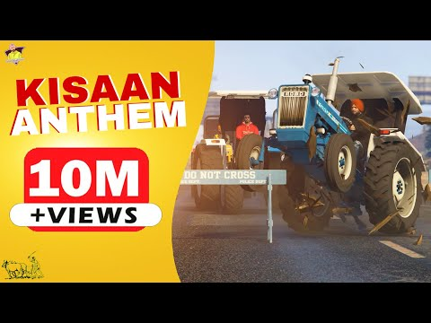 Kisan Anthem | Mankirt | Nishawn | Jass | Jordan | Fazilpuria | Punjabi GTA 5 Video 2020