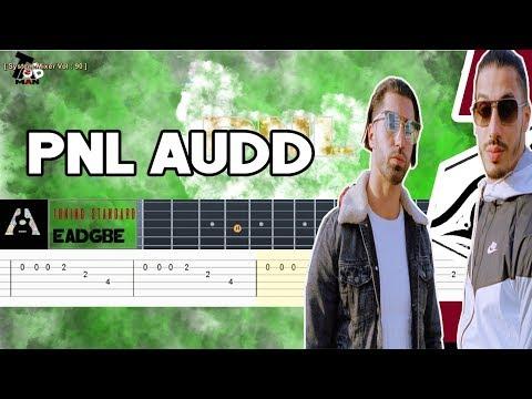 PNL - Au DD Guitar Tutorial Tab