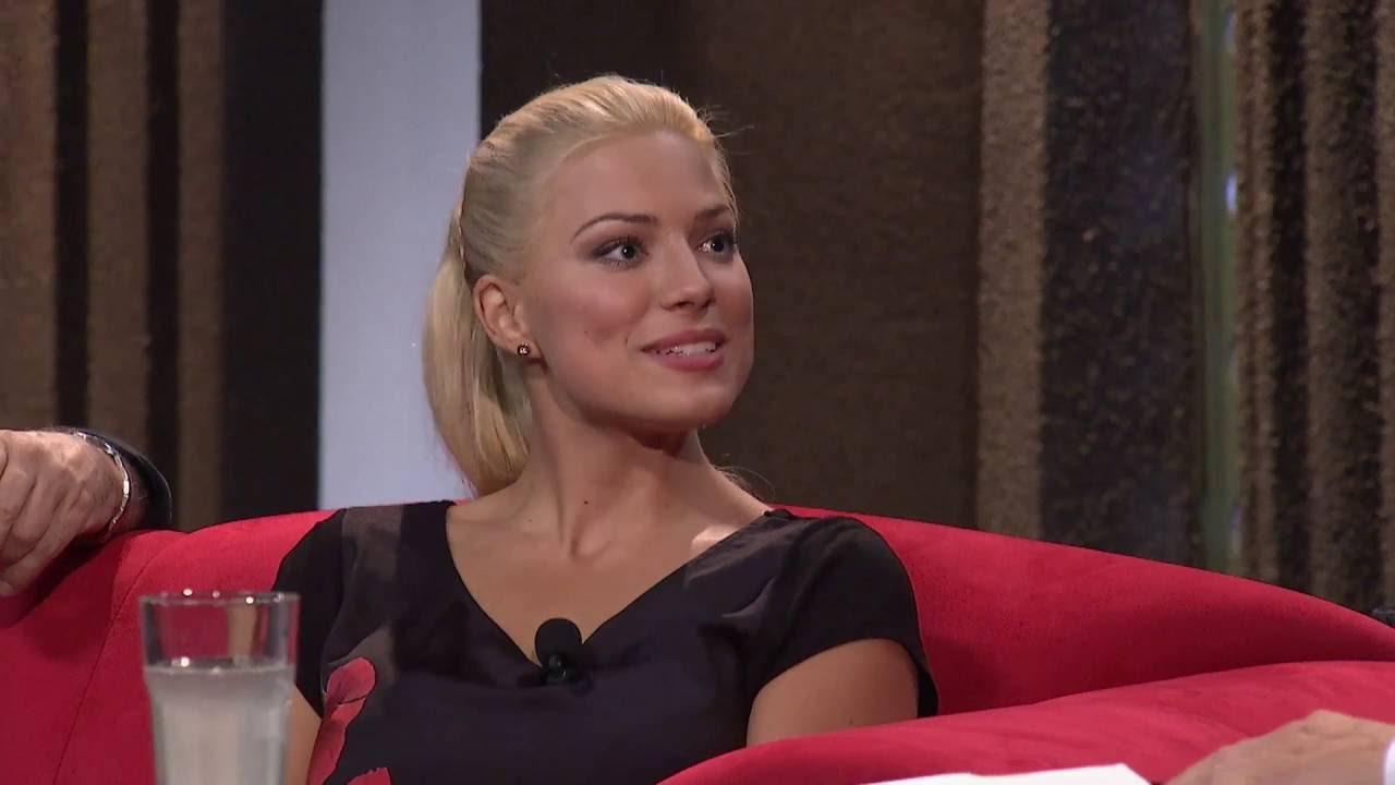 3. Eva Perkausová - Show Jana Krause 7. 9. 2016