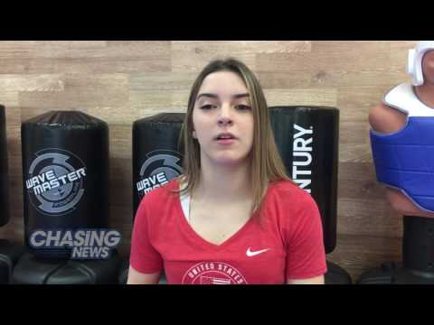 Long Island Teen Sets Her Sights On Paralympics For Taekwondo
