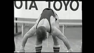 FIN - FRA weightliting test match 17.4.1983