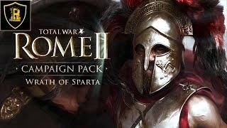 """Ярость Спарты Total War: ROME 2 №42 """"Вторжение с севера"""""""