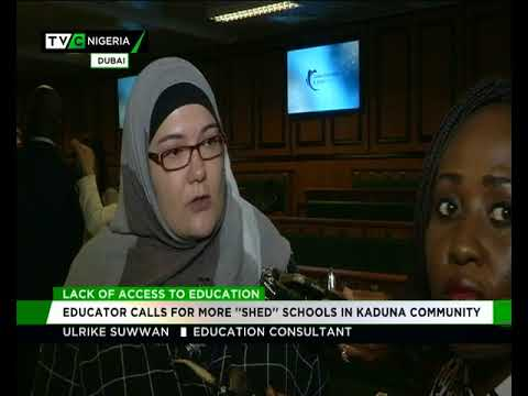 """Educator calls for more """"Shed"""" Schools in Kaduna community"""