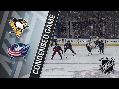 04/05/18 Condensed Game: Penguins @ Blue Jackets