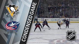 04/05/18 Condensed Game: Penguins @ Blue Jackets
