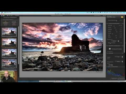 HDR Bildbearbeitung mit HDR EFEX Pro