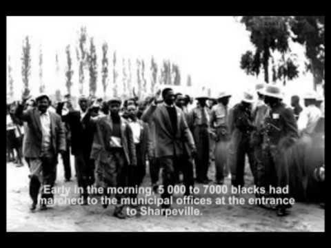 Remembering 1960 Sharpeville/Langa Massacre