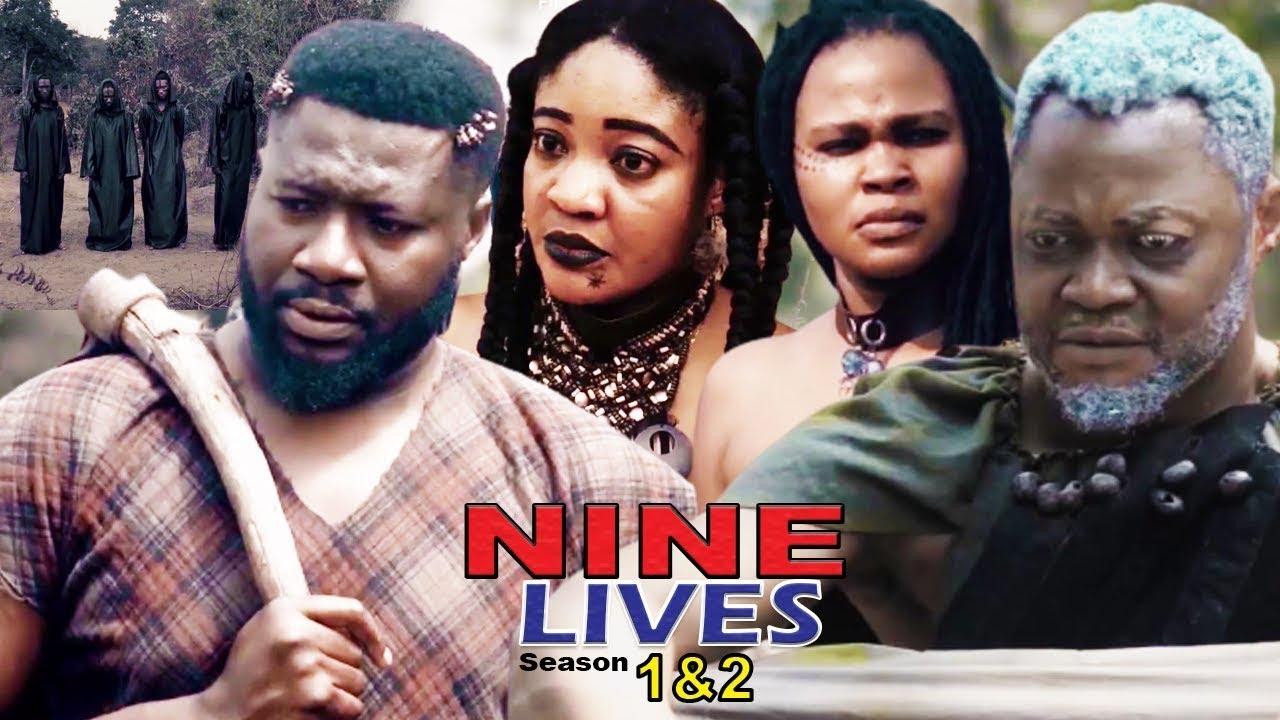 Download NINE LIVES COMPLETE SEASON {NEW MOVIE} - 2021 LATEST NIGERIAN NOLLYWOOD MOVIE