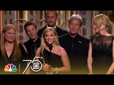 Download Youtube: Big Little Lies Wins Best Limited Series at the 2018 Golden Globes