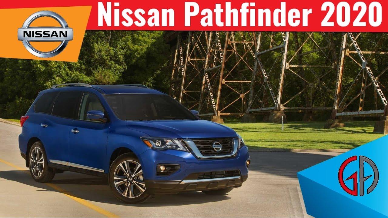 2020 Nissan Pathfinder نيسان باثفندر Youtube