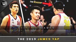 Ang Tunay na Rason Kung Bakit MAGANDA ang Nilalaro ni James Yap | Vintage Yap