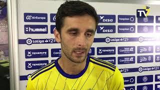 Ivan Kecojevic tras Tenerife-Cádiz (29-09-18)