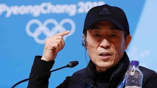 Eight-minute PyeongChang closing ceremony performance mingles artistic forms with winter sports