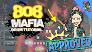 HOW TO DO 808 MAFIA DRUMS