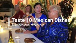 Taste 10 Mexican Dishes in Cozumel Mexico