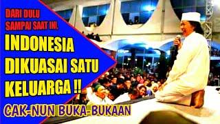 Download Video Cak nun terbaru-indonesia dikuasai oknum & pengecaman partai merah.ternyata ada yang lebih berkuasa. MP3 3GP MP4