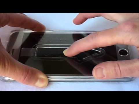 Aegis 3D Curved Glass Screen Protector for iPhone 6 Plus: Easy Install!